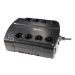 APC Power-Saving Back-UPS sistema de alimentación ininterrumpida (UPS) 700 VA 405 W 8 salidas AC