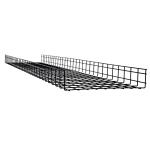 Tripp Lite SRWB18410STR6 cable tray Straight cable tray Black