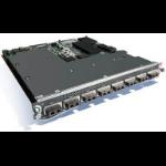 Cisco WS-X6908-10G-2TXL= network switch module