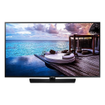"Samsung HG55NJ678UFXZA hospitality TV 55"" 4K Ultra HD Black 20 W"