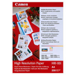 Canon Paper HR-101 (A4, 200 Sheets) Matte White printing paper