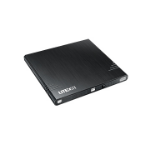 Lite-On EXT SLIM USB black eBAU108 8x8