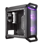 Cooler Master CoolerMaster MasterBox Q300P RGB LED Micro ATX PC Gaming Case