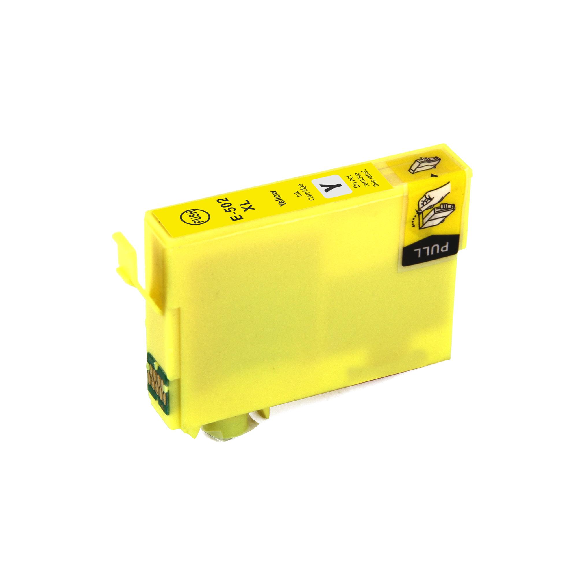 Compatible Epson 502XL Binoculars Yellow Ink Cartridge