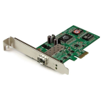 StarTech.com PCI Express Gigabit Ethernet Fiber Network Card w/ Open SFP - PCIe SFP Network Card Adapter NIC
