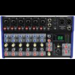 Citronic 170.877UK audio mixer 20 - 20000 Hz Black