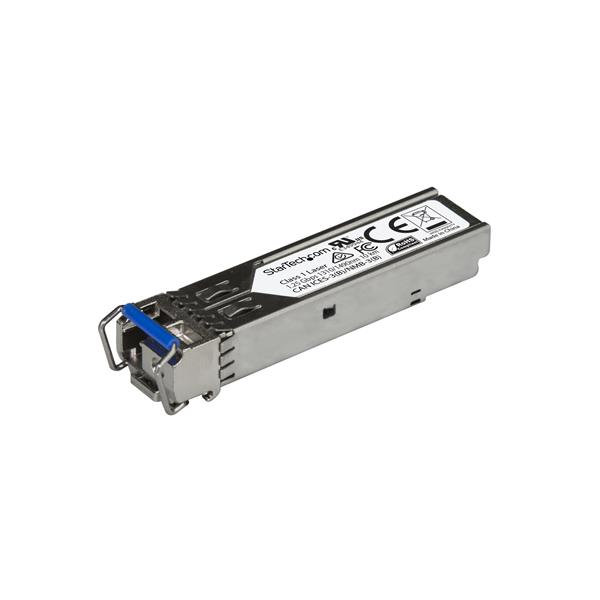 StarTech.com Módulo transceptor SFP compatible con el modelo SFP-GE40KT13R15 de Juniper - 1000Base-BX40-D