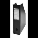 Bantex 4010-10 Black file storage box/organizer