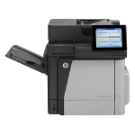 HP LaserJet M680dn Laser A4 Black,Grey