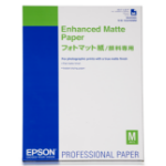 Epson Enhanced Matte Paper, DIN A2, 192g/m², 50 Vel