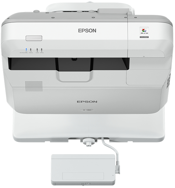 Epson EB-710Ui Interactive UST Laser Projector