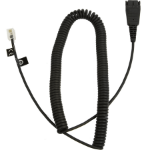 Jabra 8800-01-06 telephone cable 0.5 m Black