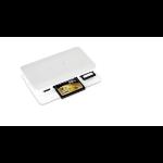 Moshi Catdette Type-C USB 3.0 (3.1 Gen 1) Type-C Silver,White card reader