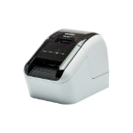 Brother QL-800 Direct thermal Colour 300 x 600DPI Black,Grey label printer