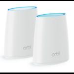 Netgear RBK40 Tri-band (2.4 GHz / 5 GHz / 5 GHz) Gigabit Ethernet White wireless router