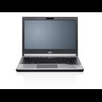 """Fujitsu LIFEBOOK E736 2.3GHz i5-6200U 13.3"""" 1366 x 768pixels Silver Notebook"""