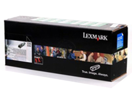 Lexmark 24B5860 Toner black, 9K pages