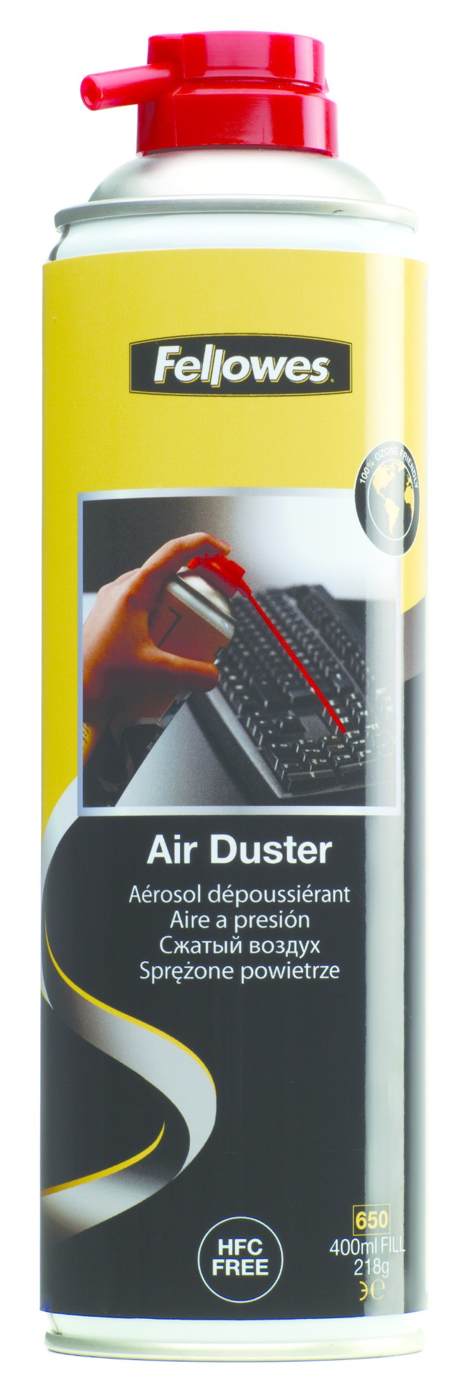 Hfc Free Air Duster 400ml - 9977804