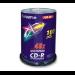 Fujifilm CD-R 700MB 52x, 100-Pk Spindle