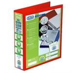Elba 400008432 ring binder A4 Red