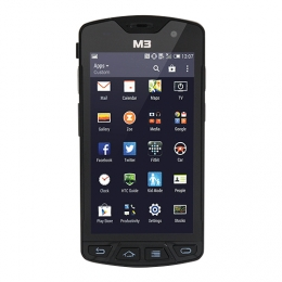M3 MOBILE Mobile SM10 LTE, 2D, BT, Wi-Fi, 4G, NFC, GPS, GMS, Android