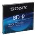Sony 3-Pack BD-R Blu-Ray  Disc