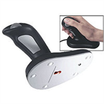 3M EM500 USB+PS/2 Optical Ambidextrous Black mice