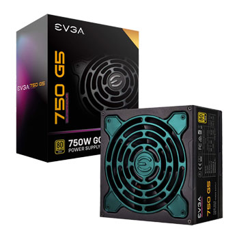 EVGA 220-G5-0750-X3 power supply unit 750 W ATX