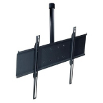 Peerless PLCK-UNL Black flat panel wall mount