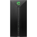 HP Pavilion Power 580-000na 3GHz i5-7400 Mini Tower 7th gen Intel® Core™ i5 Black PC