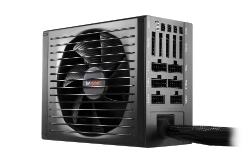 be quiet! Dark Power Pro 11 power supply unit 650 W 20+4 pin ATX ATX Black