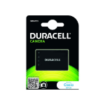 Duracell Camera Battery - replaces Casio NP-20 Battery rechargeable battery