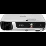 Epson EB-X51 data projector Portable projector 38000 ANSI lumens 3LCD XGA (1024x768) Black, White