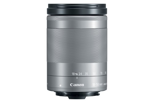 Canon EF-M 18-150mm f/3.5-6.3 IS STM MILC Silver