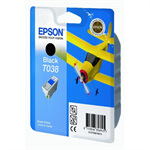 Epson C13T03814A10 (T038) Ink cartridge black, 440 pages, 10ml