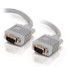 C2G 15m Monitor HD15 M/M cable