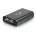 C2G USB 3.0 to VGA Video Adaptor (Black)