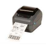 Zebra GK420d labelprinter Direct thermisch 203 x 203 DPI Bedraad