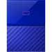 Western Digital My Passport 1TB 1000GB Blue