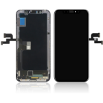 MicroSpareparts Mobile MOBX-IPCX-LCD-B mobile phone spare part Display Black