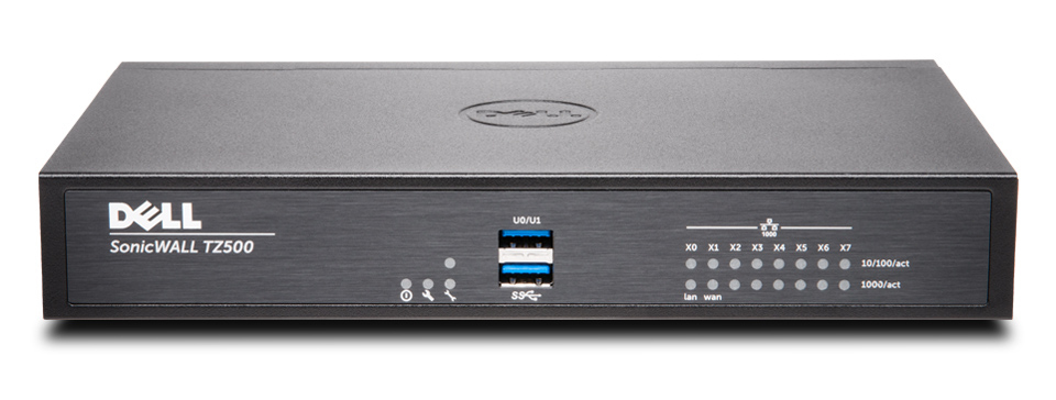 DELL SonicWALL TZ500