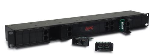 APC PRM24 power distribution unit (PDU) Black