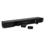 APC PRM24 Black power distribution unit (PDU)