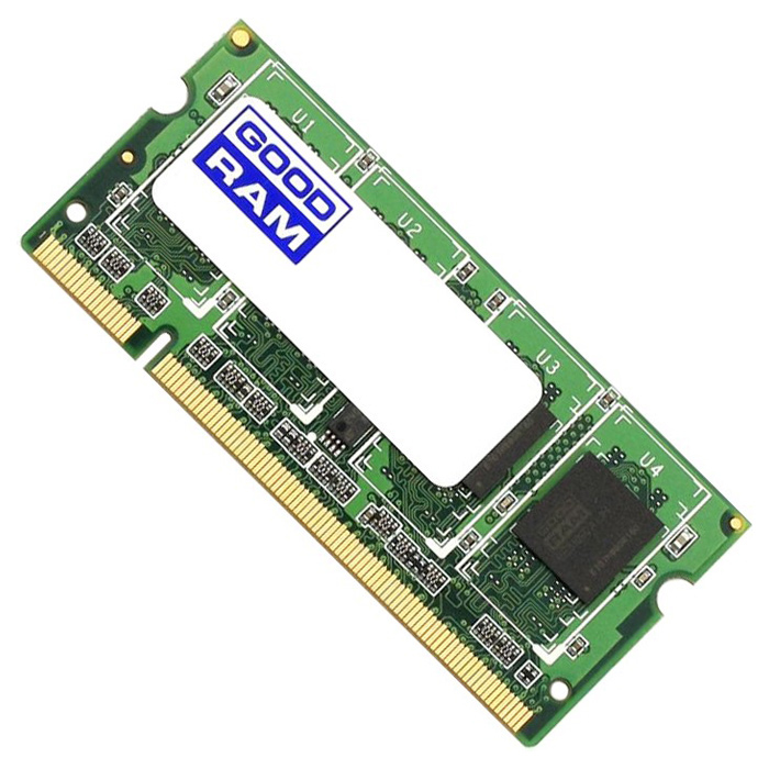 Goodram 8GB DDR3 SO-DIMM memory module 1600 MHz