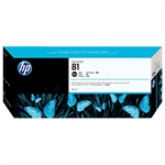 HP C4930A (81) Ink cartridge black, 1.4K pages, 680ml