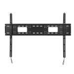 B-Tech BT9903 Black flat panel wall mount
