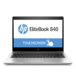 "HP EliteBook 840 G5 Silver Notebook 35.6 cm (14"") 1920 x 1080 pixels Touchscreen 8th gen Intel® Core™ i5 8 GB DDR4-SDRAM 256 GB SSD Windows 10 Pro"