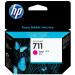 HP CZ131A (711) Ink cartridge magenta, 29ml