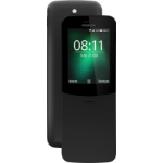 "Nokia 8110 4G 6,22 cm (2.45"") 0,5 GB 4 GB Single SIM Zwart 1500 mAh"