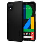 "Spigen Thin Fit mobiele telefoon behuizingen 14,5 cm (5.7"") Hoes Zwart"